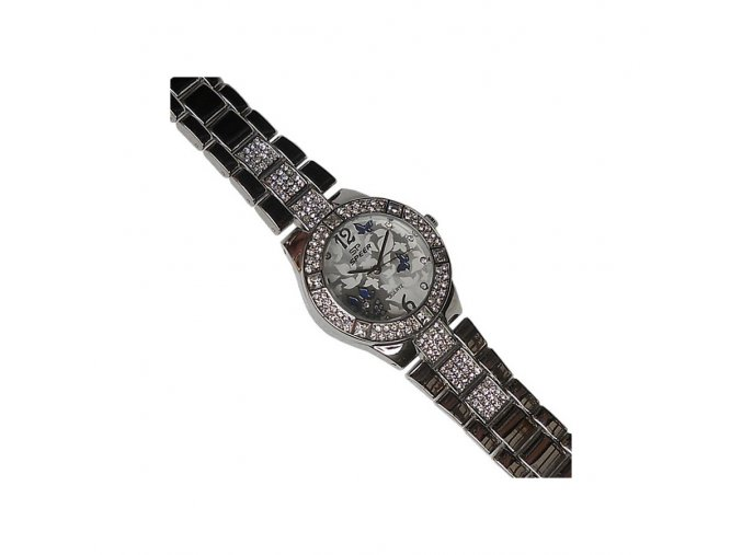 Dámské hodinky s krystaly Speer-8026  + 100% skladem