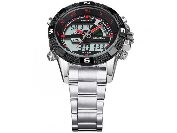 Pánské hodinky WEIDE 1104  + 100% skladem + doprava zdarma