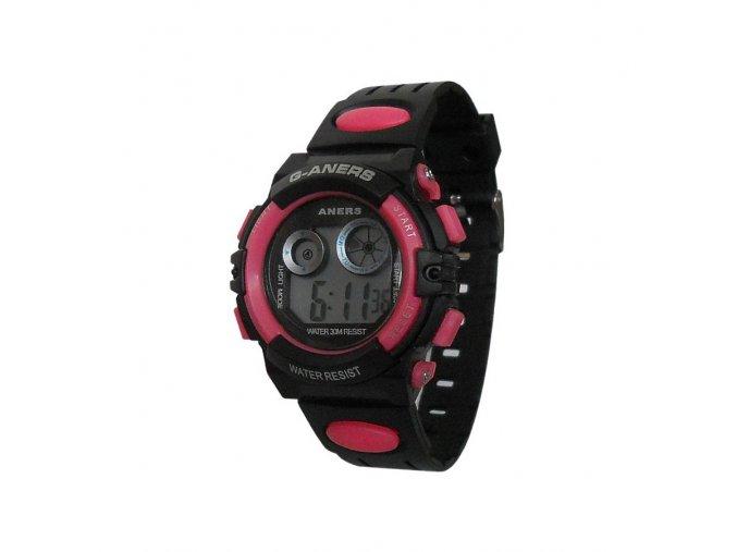 Dětské hodinky G-ANERS růžové  + 100% skladem
