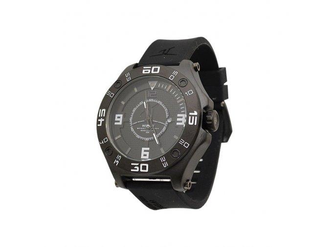 Pánské hodinky WEIDE 1502 černé  + 100% skladem + doprava zdarma