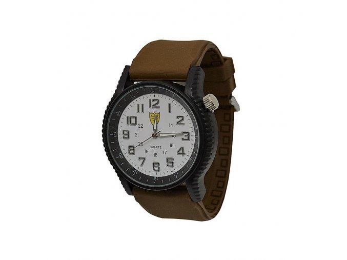 Dámské hodinky Top Time hnědé  + 100% skladem