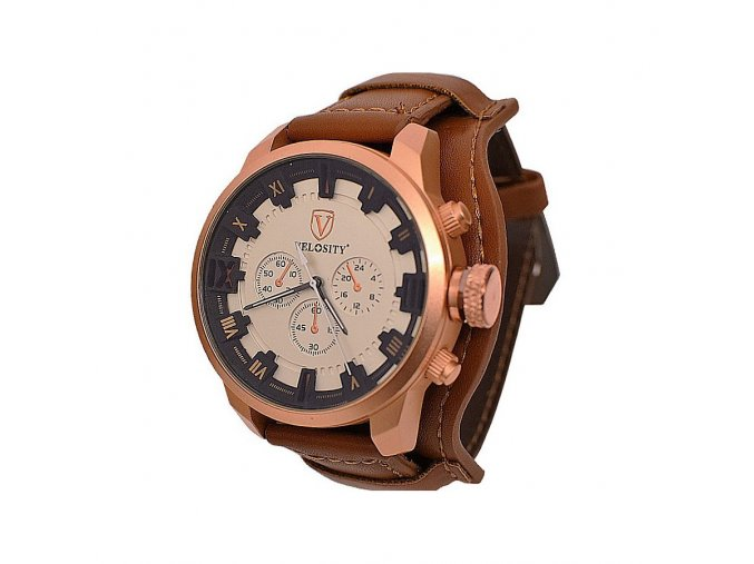 Pánské hodinky Velosity A03HB  + 100% skladem + doprava zdarma