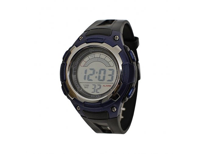 Pánské hodinky MINGRUI modré  + 100% skladem + doprava zdarma