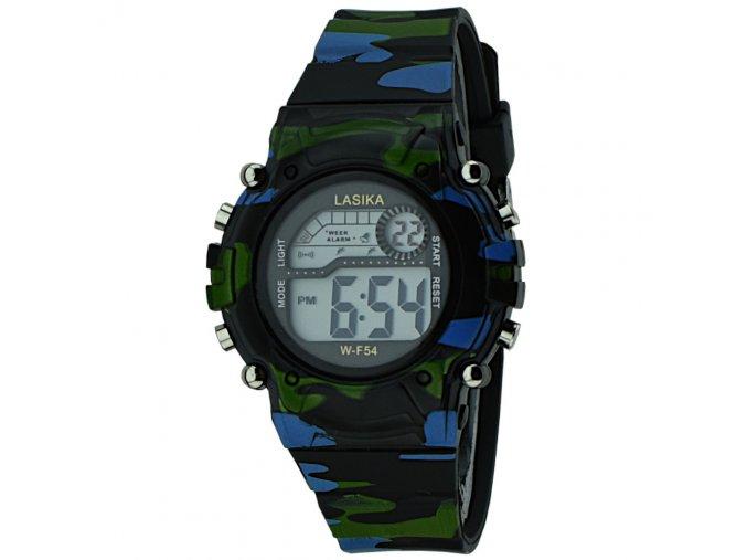 detske vojenske hodinky army lasika f54 cerne