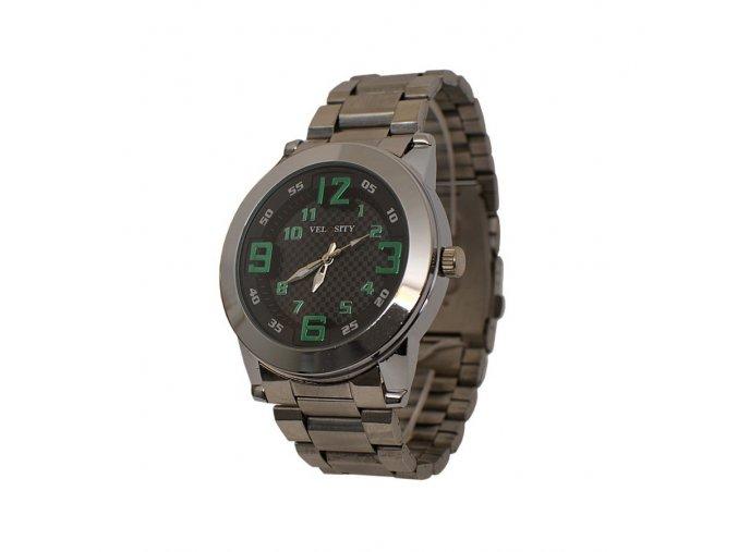 Pánské hodinky Velosity 0631G zelené  + 100% skladem