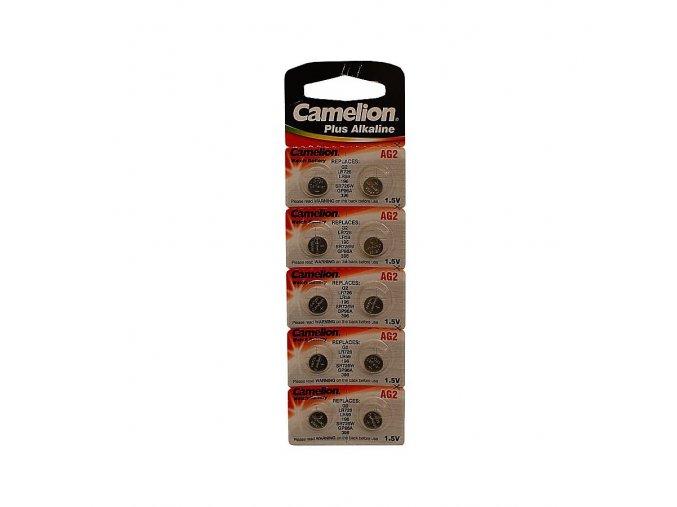 Baterie do hodinek Camelion 396  + 100% skladem + náramek zdarma