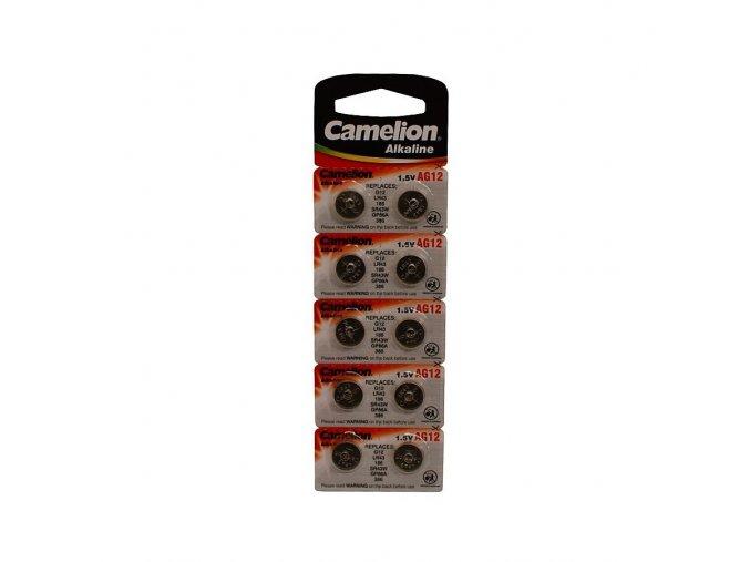 Baterie do hodinek Camelion 386  + 100% skladem + náramek zdarma