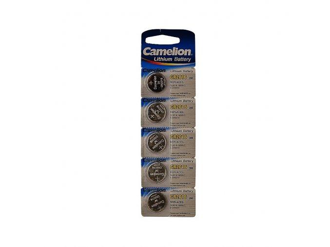 Baterie do hodinek Camelion CR2016  + 100% skladem