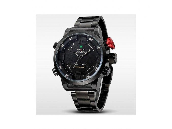 Pánské hodinky WEIDE 2309 b1c  + 100% skladem + doprava zdarma po ČR