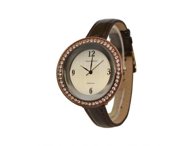 Dámské hodinky Charles Delon 4860-H