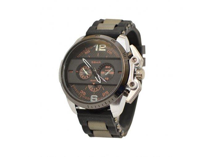 Pánské hodinky D-150 černé