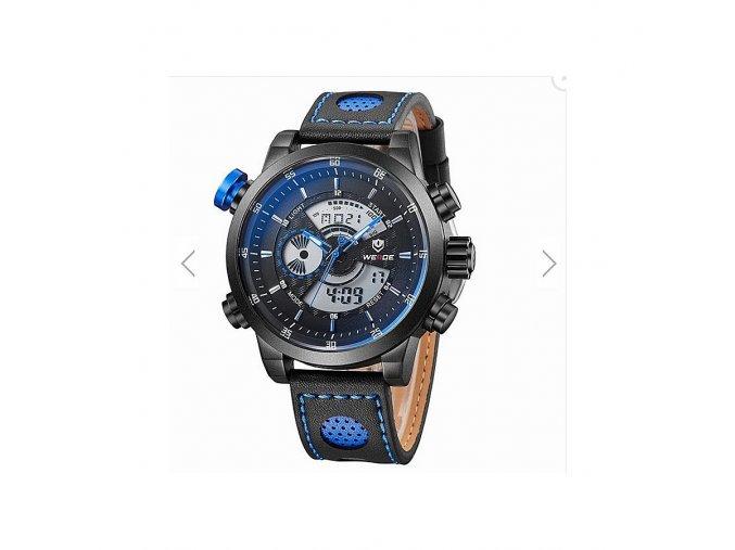 Pánské hodinky WEIDE 3401-LB  + 100% skladem + doprava zdarma