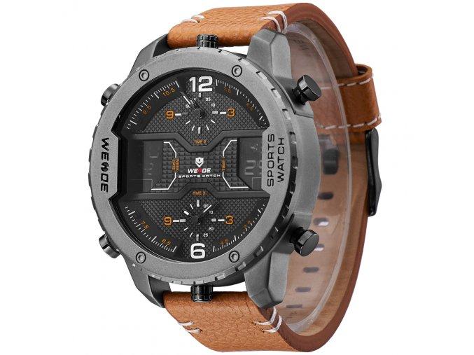 Pánské hodinky WEIDE 6401-3C  + 100% skladem + doprava zdarma