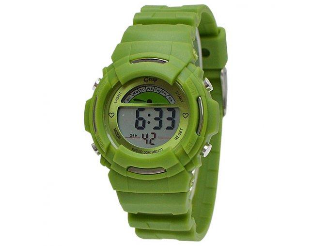 hodinky gtup 1060 zelene