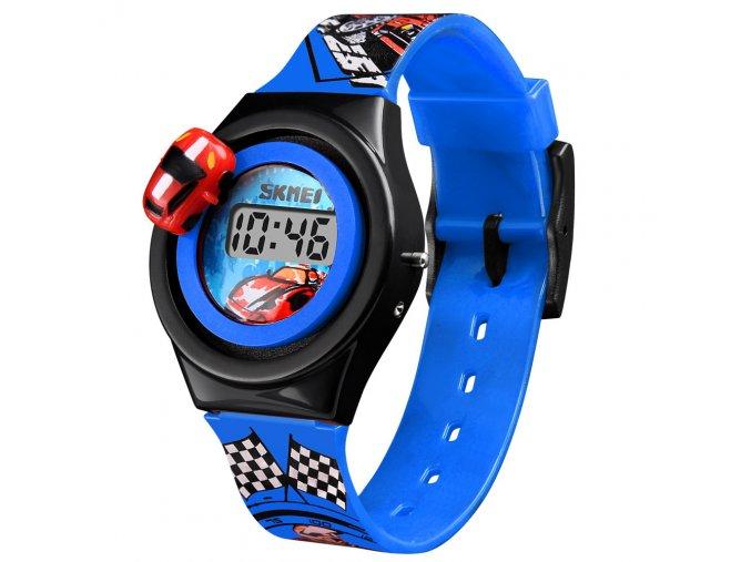 detske hodinky skmei 1376 modre