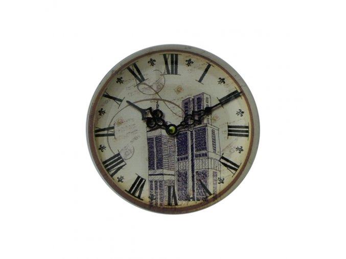hodinky hodiny nastenne magneticke magnet na lednicku znamka