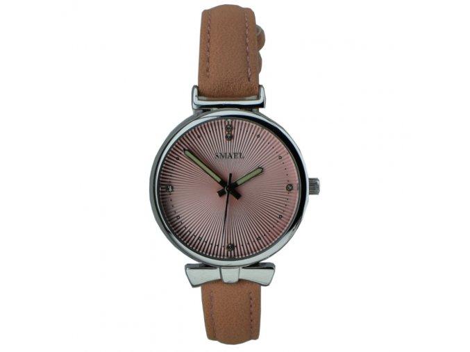 damske elegantni hodinky s kozenym reminkem rucickove smael 1908