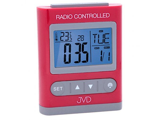 radiem rizeny budik jvd rb31 2 cerveny radio controlled