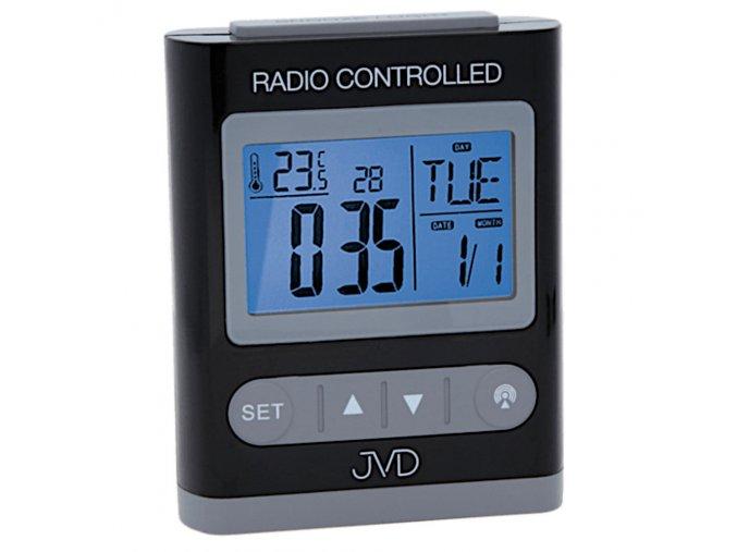 radiem rizeny budik jvd rb31 3 cerny radio controlled