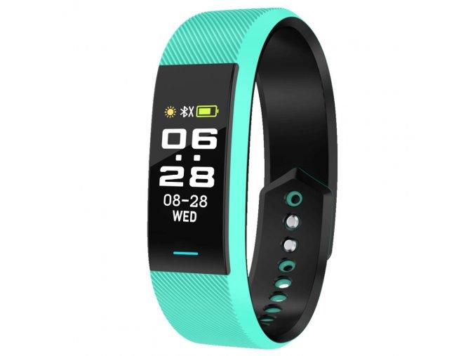 chytry naramek s tlakomerem krokomerem s propojenim s telefonem smart hodinky purporove 2