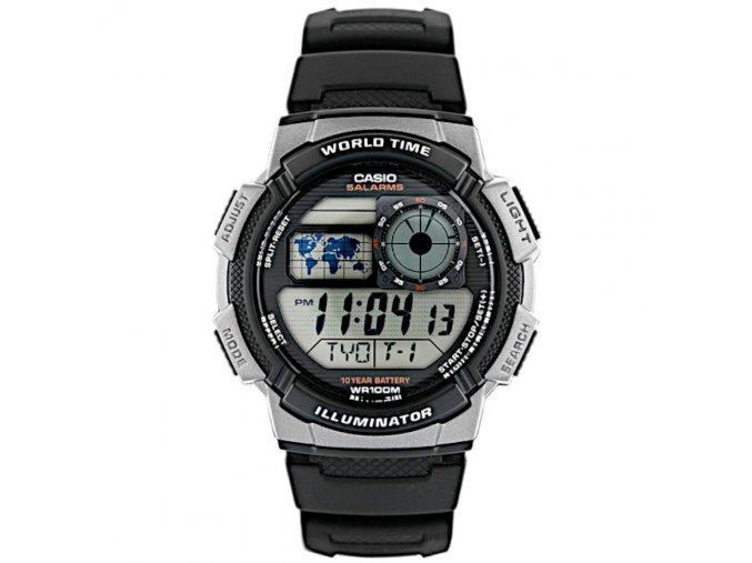 panske hodinky casio retro AE 1000W 1AV