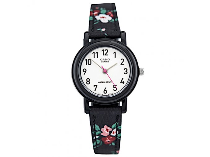 damske hodinky casio retro LQ 139LB 1B2