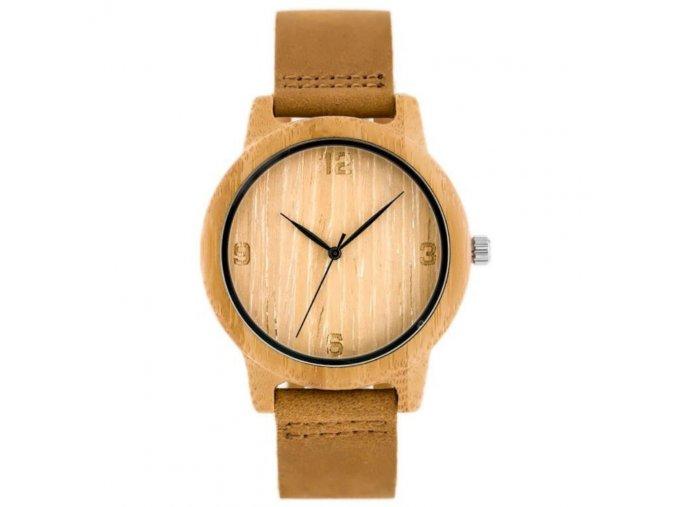 drevene hodinky SY WD252 big