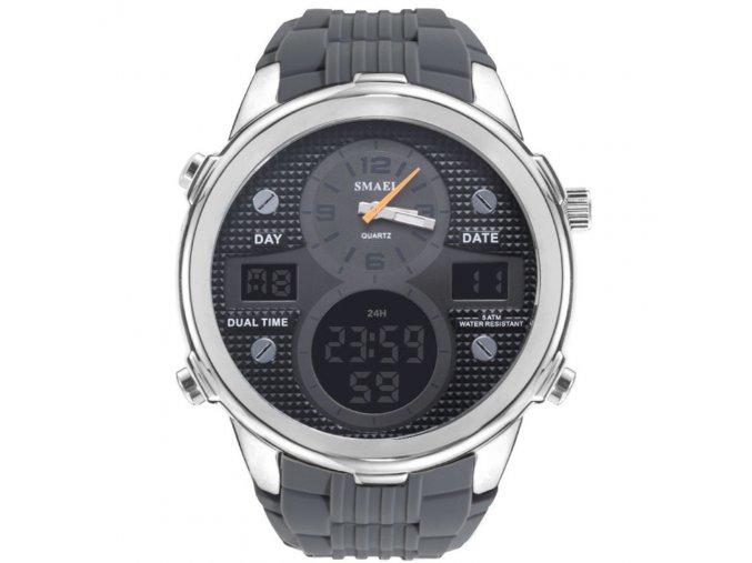 panske sportovni hodinky s obrovskym cifernikem smael 1273