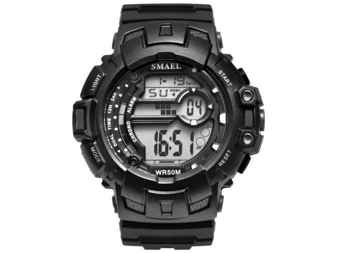 sportovni vodotesne hodinky 5 atm smael 1532 a cerne