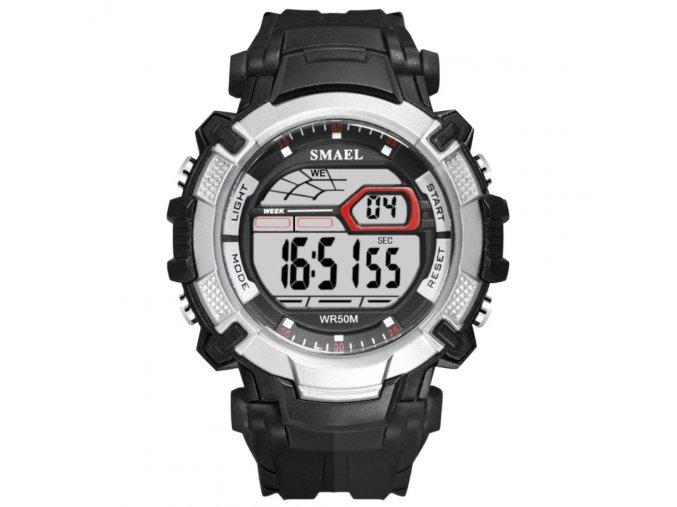 digitalni hodinky smael 1620 cerne