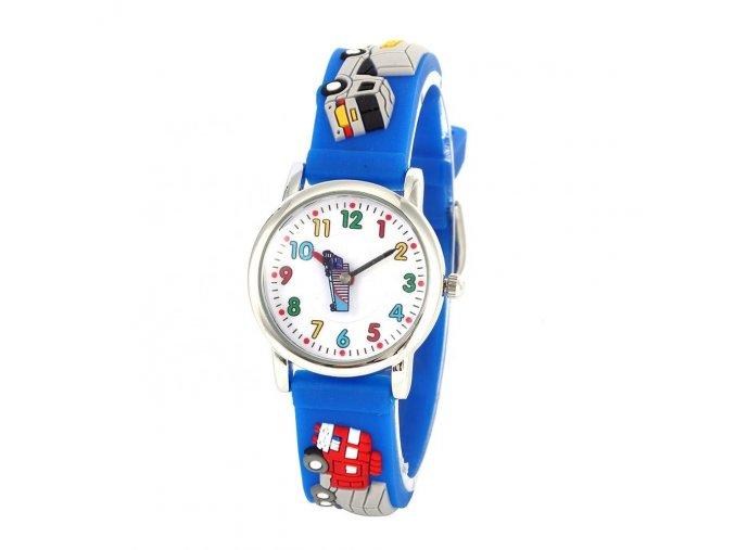 detske hodinky jnew s 3d reminkem barevne nakladak