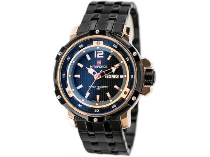 panske hodinky NAVIFORCE LEVIATHAN zn030c HIT 4168 new hlavni