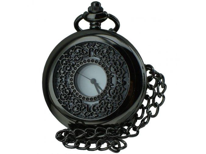 kapesni hodinky na retizku do kapsy cinsky vintage