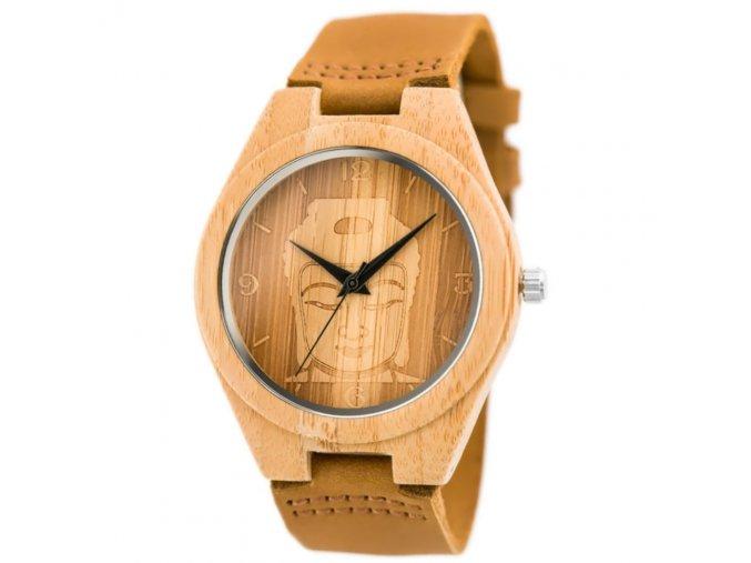 panske hodinky drevene zx060a