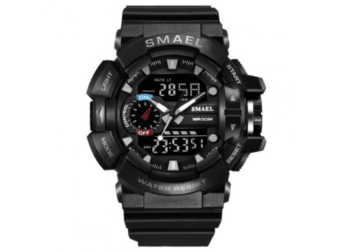 digitalni hodinky s dualnim casem smael 1436 cerne
