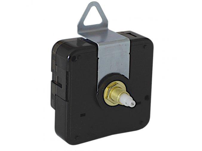 tichy hodinovy strojek s plynulym chodem shangtai s kovovym drzakem 9 16 mm