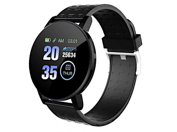 chytre smart hodinky skmei 119 plus