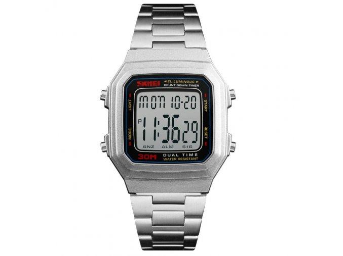 panske hodinky digitalni skmei 1337