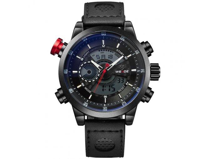 panske sportovni hodinky weide wh 3401b 5c cerne