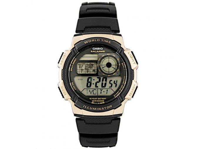 panske digitalni hodinky CASIO AE 1000W 1A3V zd073f hlavni