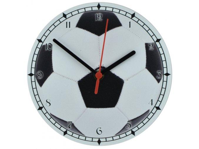 nastenne fotbalove hodiny s tichym chodem pro fotbalisty fotbalovy mic