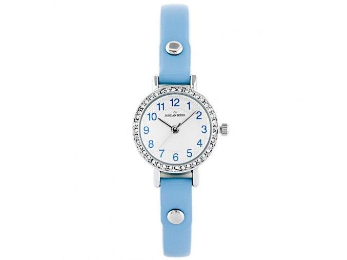 damske naramkove hodinky jordan kerr 12885 modre hlavni