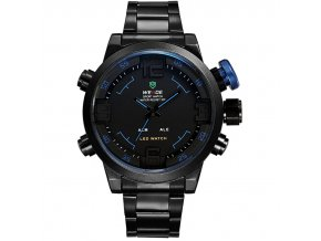 Pánské náramkové hodinky WEIDE 2309 modré  + 100% skladem + doprava zdarma po ČR