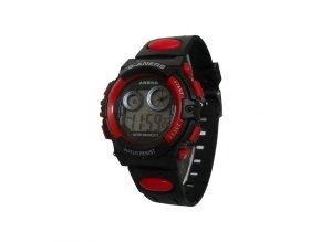 Pánské hodinky G-ANERS červené  + 100% skladem + doprava zdarma