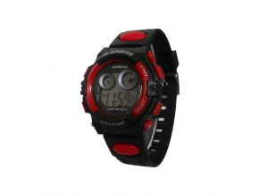 Pánské hodinky G-ANERS červené  + 100% skladem + náramek zdarma