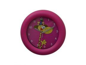 Nástěnné hodiny dětské ŽIRAFA