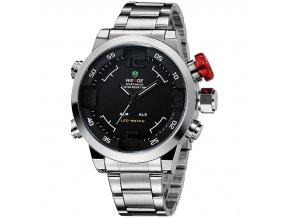 panske hodinky wide wh 2309 chromove