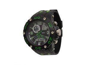 Sportovní hodinky Ohsen 2801 zelené