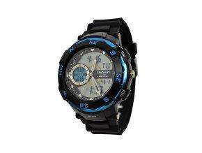 Pánské hodinky Ohsen 1312 modré  + 100% skladem