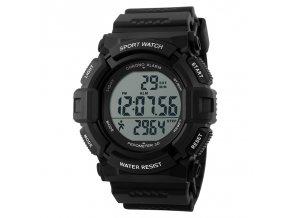 sportovni digitalni hodinky s 3D krokomerem gtup 1001